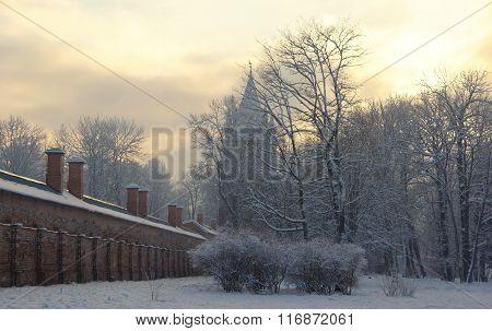 Winter ?ark, the old dream