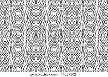 Background Abstract Ethnic Black And White 2