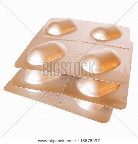 Pills Picture Vintage