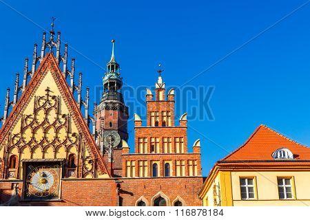 Wroclaw. Market Square.