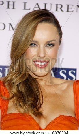Jennifer McNamee at the Los Angles Premiere of