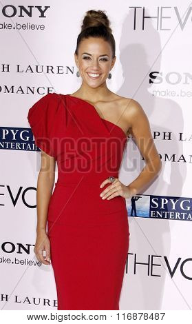 Jana Kramer at the Los Angles Premiere of
