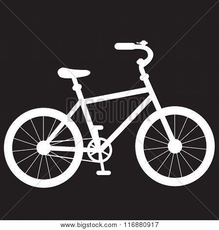 Stencil Bike