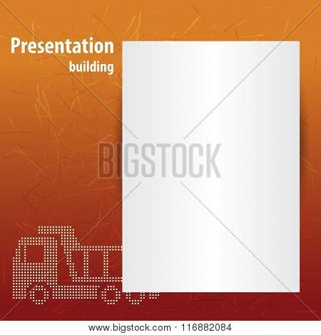 Building a presentation