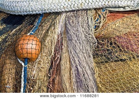 Nets Drying