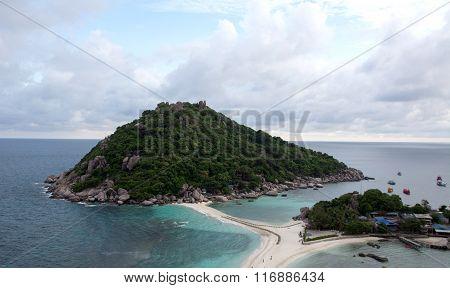 Sea beach, Beautiful beach in Thailand