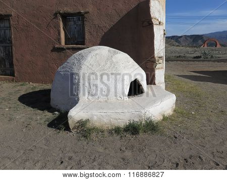 Mexican Clay Oven