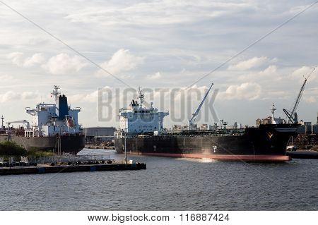 Tankers In Fort Lauderdale