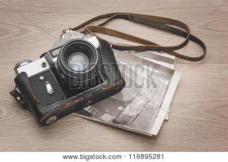 Camera retro.