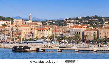 Port Of Propriano Resort Town, South Corsica