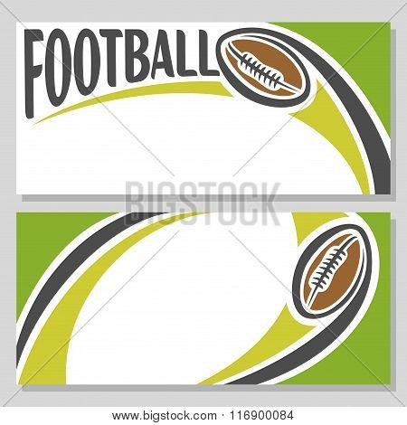 Background images for text on the subject of american football