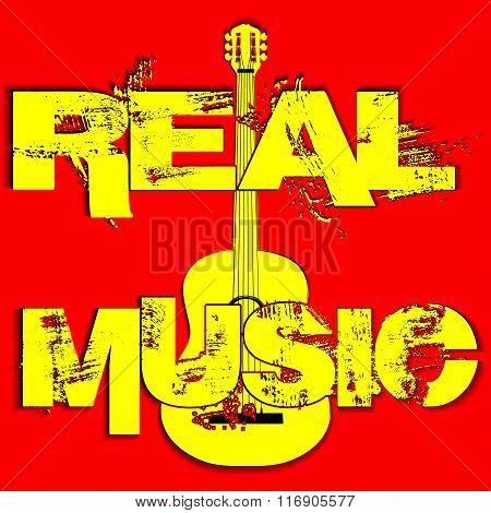 Real Music Guitar