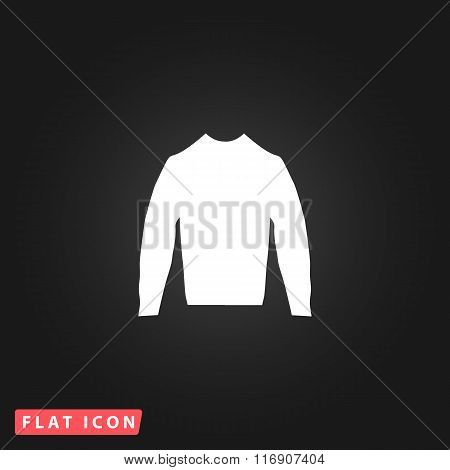 Clothing sweater Pictogram