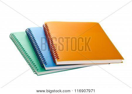 Three Writing Pads