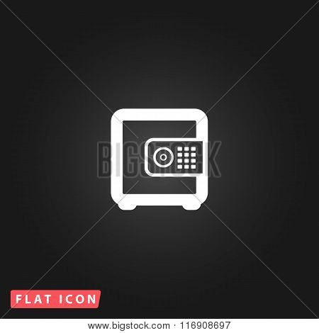 Safe money icon
