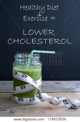 Lower Cholesterol Solution