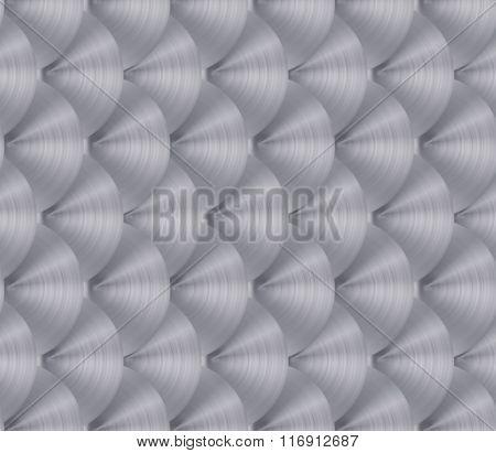 Cooper metal texture