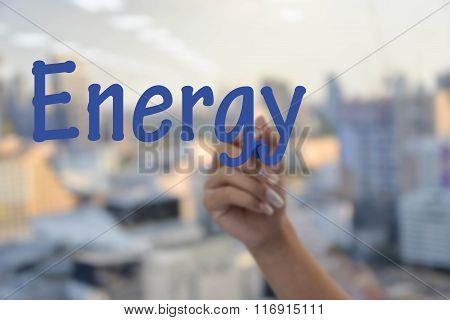 Energy Wording