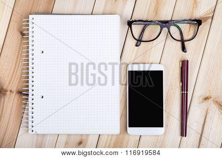 Business Workplace Desk