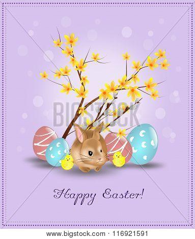 Easter Decoration Illustration