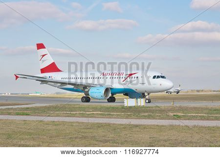 Austrian Airways Airbus A320