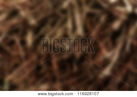 Background Branches For Firewood