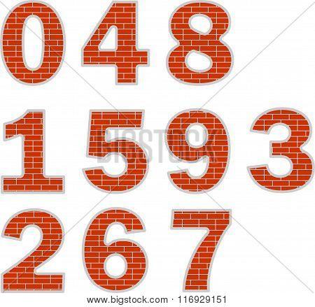 Brick Numbers