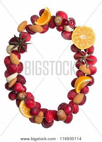 Fruit Letter O