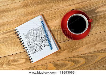 Coffee refreshment break