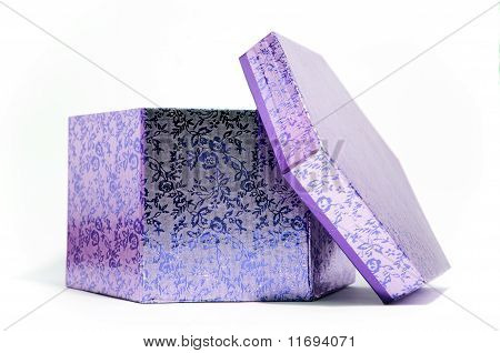 Another purple gift box