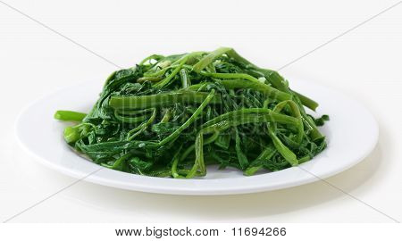 Stir-fried On Choy