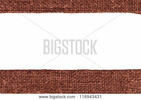 Textile Yarn, Fabric Decoration, Khaki Canvas, Parchment Material, Simplicity Background