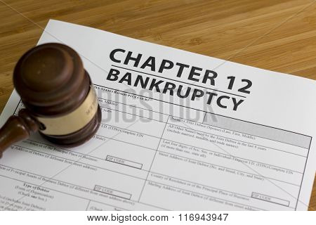 Bankruptcy Chapter 12