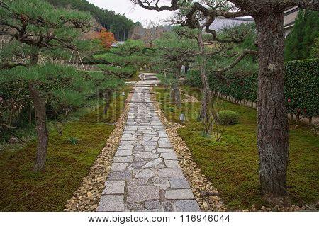 Enkoji Temple Entrance