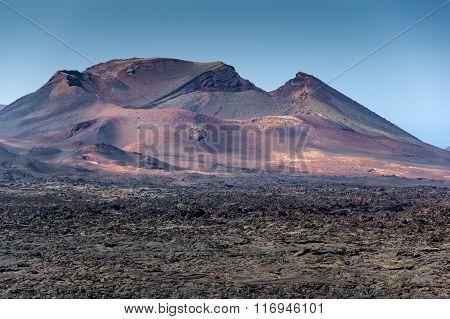 The Fuego Mountains
