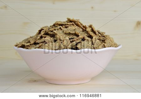 Bowl Of Crunchy Cereals