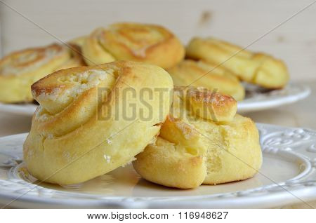 Fluffy Butter Pastry