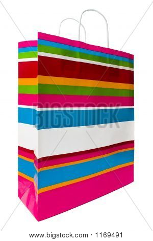 Colored Shopping Bag