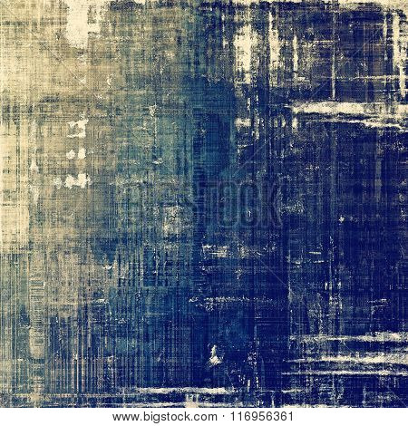 Grunge colorful background or old texture for creative design work. With different color patterns: brown; white; blue; cyan; gray