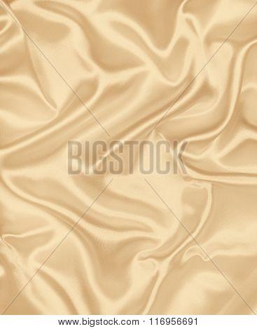 Smooth Elegant White Silk As Wedding Backgroundsmooth Elegant Golden Silk As Wedding Background. In