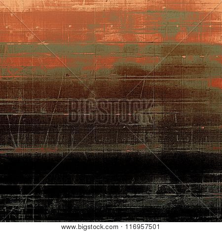 Grunge texture. With different color patterns: brown; red (orange); black; gray