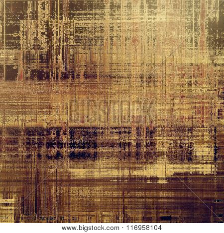 Old background or texture. With different color patterns: yellow (beige); brown; purple (violet); gray