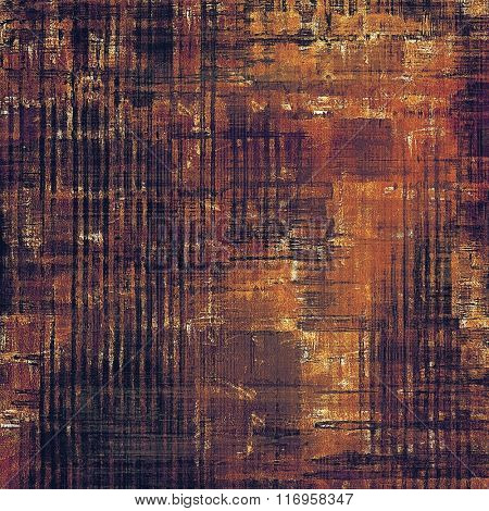 Abstract blank grunge background, old texture with stains and different color patterns: brown; red (orange); purple (violet); gray; pink