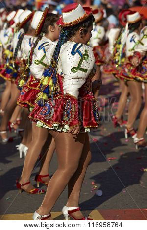 Caporales Dance Group
