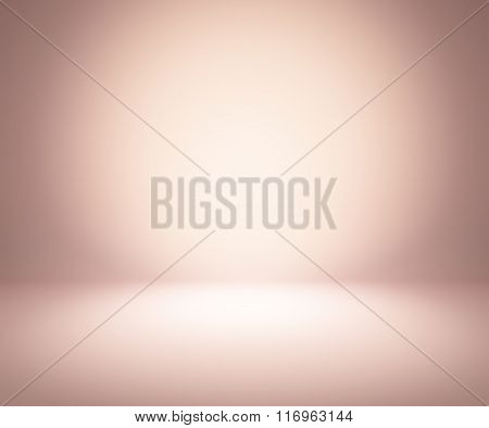 Rose Color Gradient Abstract Background