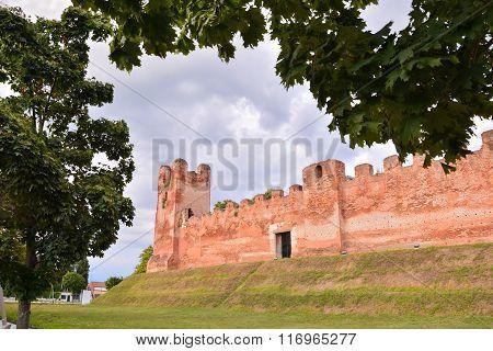 Castelfranco Veneto Medieval City