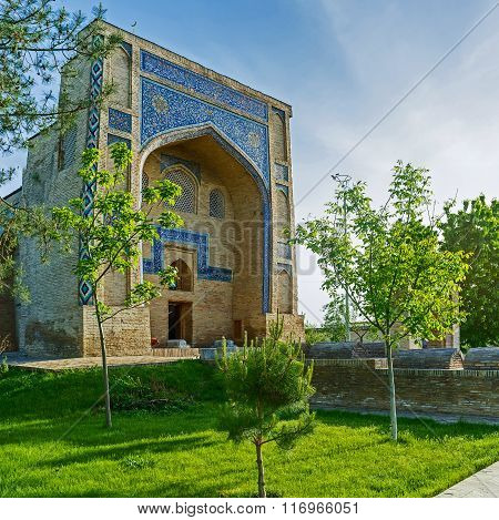 The Kaffal Shashi Mausoleum