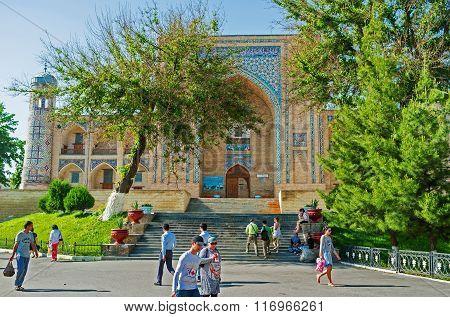 The Kukeldash Madrasah