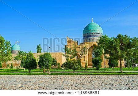The Madrasah In Garden