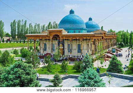 The Museum Of Victims Of Political Repression In Tashkent